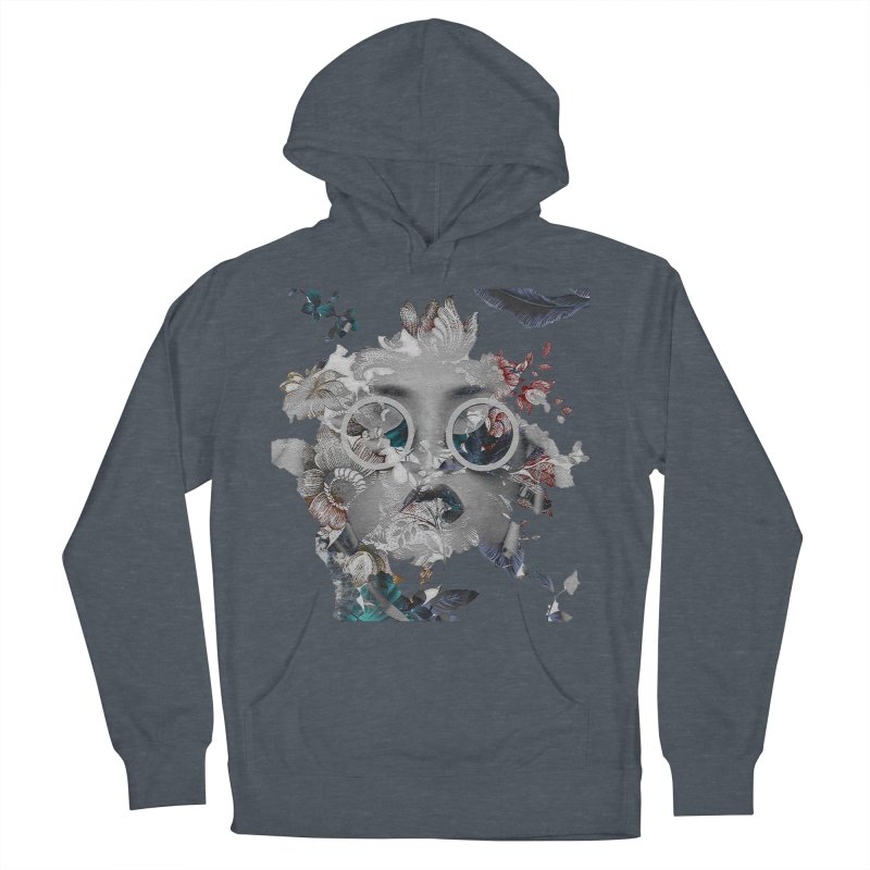 Beauty in Chaos Women's French Terry Pullover Hoody by alisajane's Artist Shop