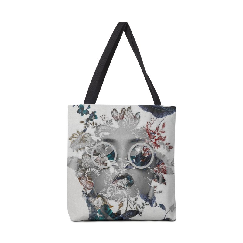 Beauty in Chaos Accessories Tote Bag Bag by alisajane's Artist Shop