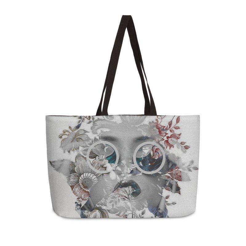 Beauty in Chaos Accessories Weekender Bag Bag by alisajane's Artist Shop