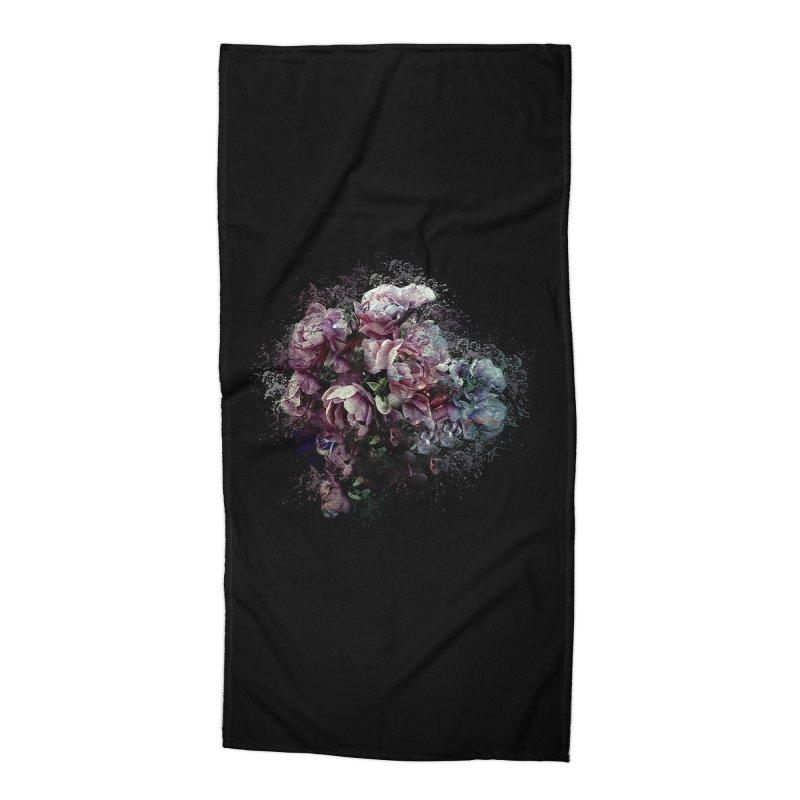 Splash of Colour Accessories Beach Towel by alisajane's Artist Shop