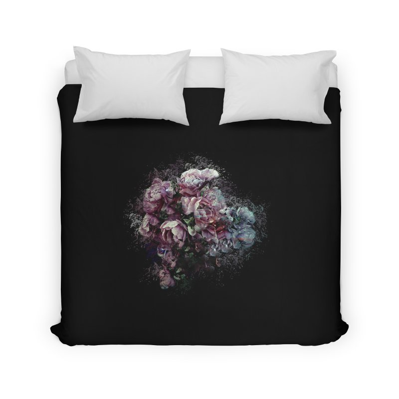 Splash of Colour Home Duvet by alisajane's Artist Shop