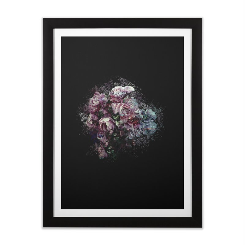 Splash of Colour Home Framed Fine Art Print by alisajane's Artist Shop