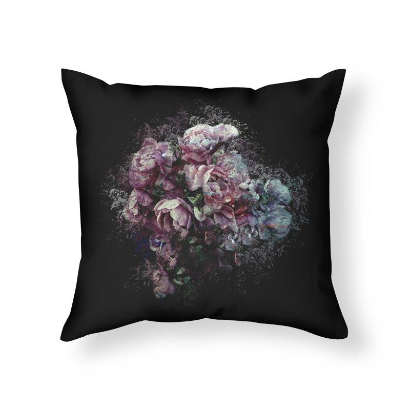 Splash of Colour Home Throw Pillow by alisajane's Artist Shop