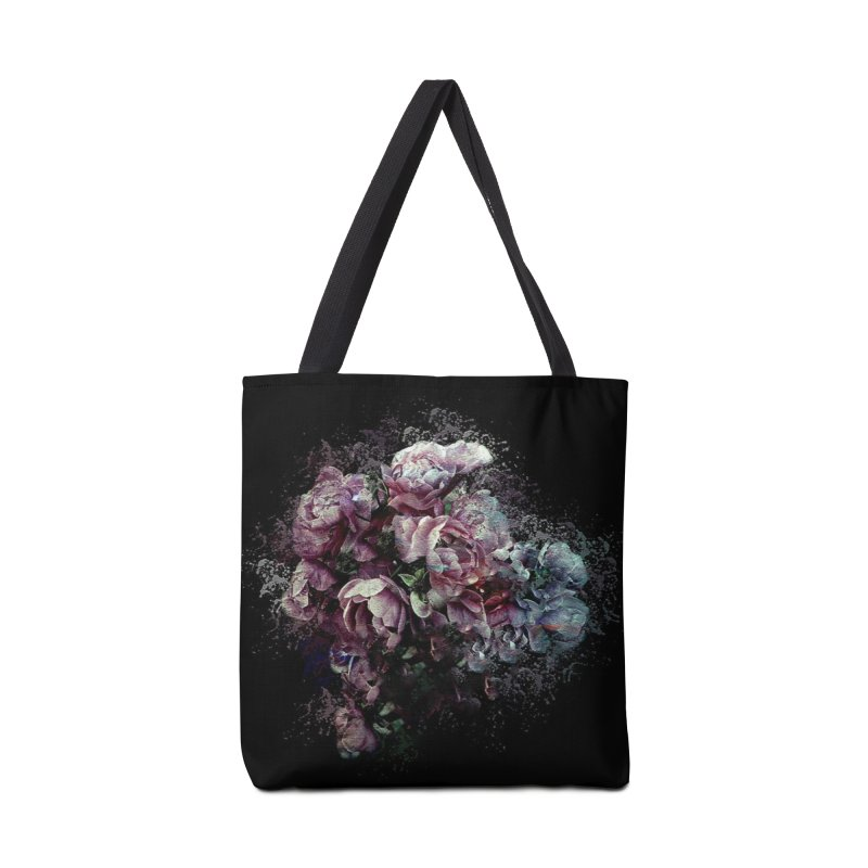Splash of Colour Accessories Bag by alisajane's Artist Shop