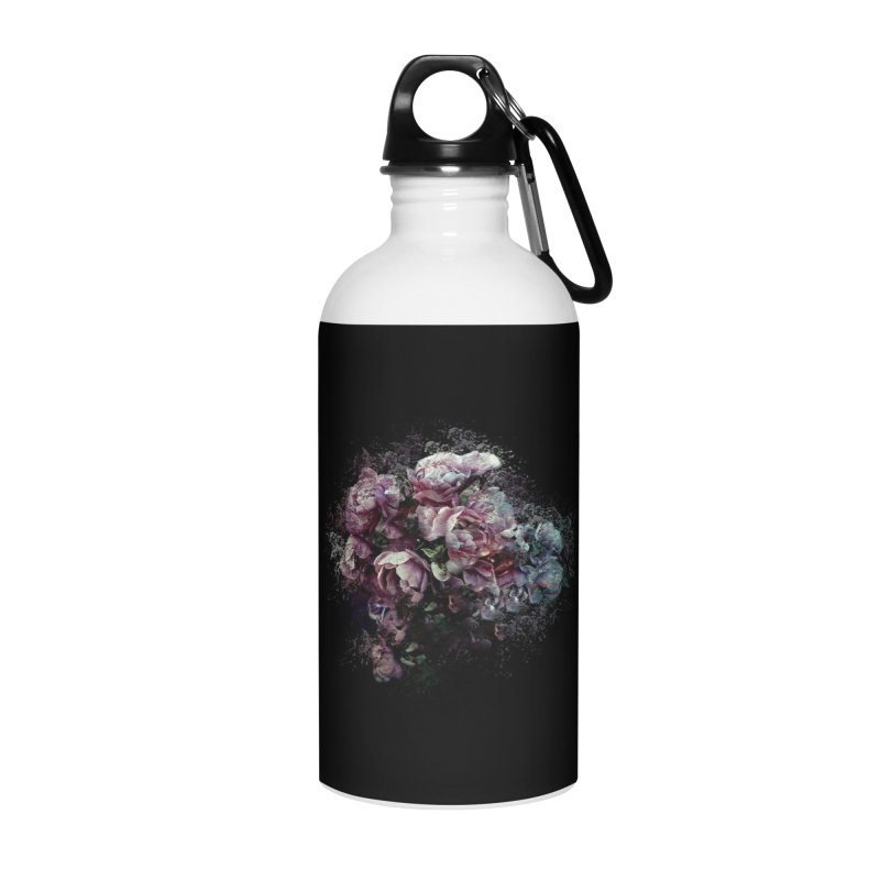 Splash of Colour Accessories Water Bottle by alisajane's Artist Shop