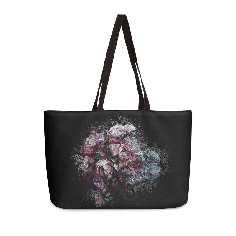 Splash of Colour Accessories Weekender Bag Bag by alisajane's Artist Shop