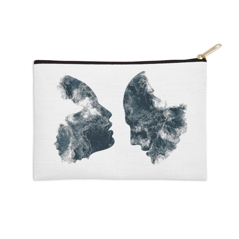 Âmes Accessories Zip Pouch by alisajane's Artist Shop