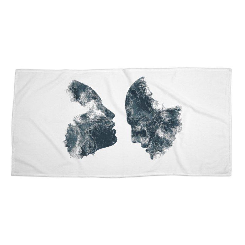 Âmes Accessories Beach Towel by alisajane's Artist Shop