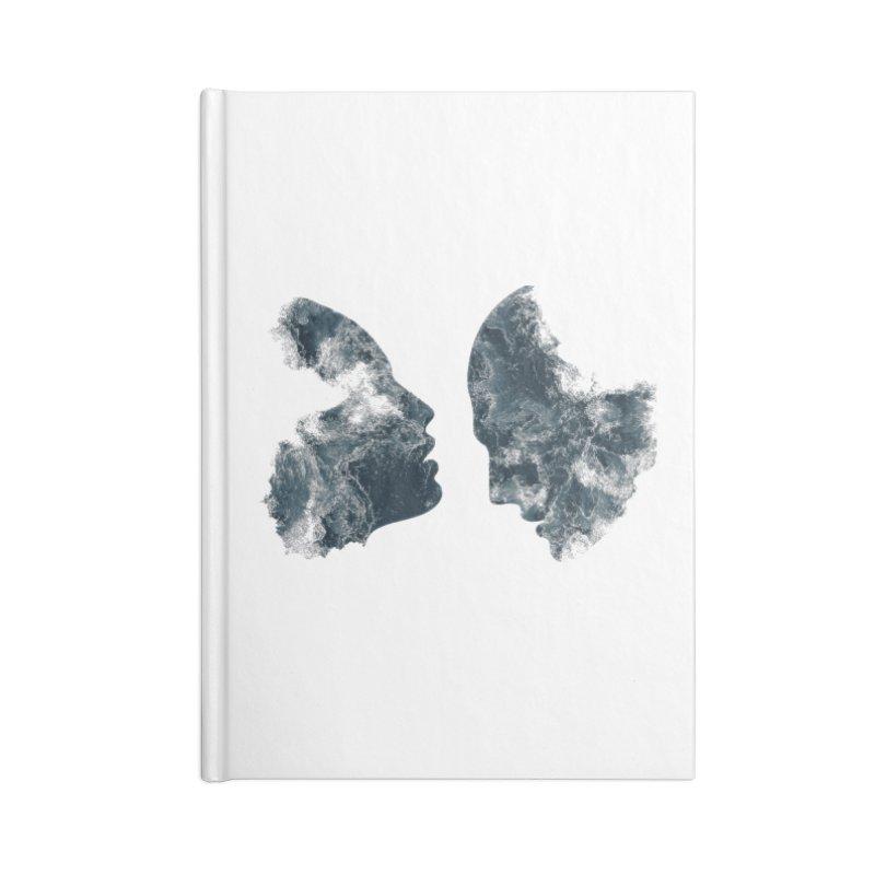 Âmes Accessories Notebook by alisajane's Artist Shop