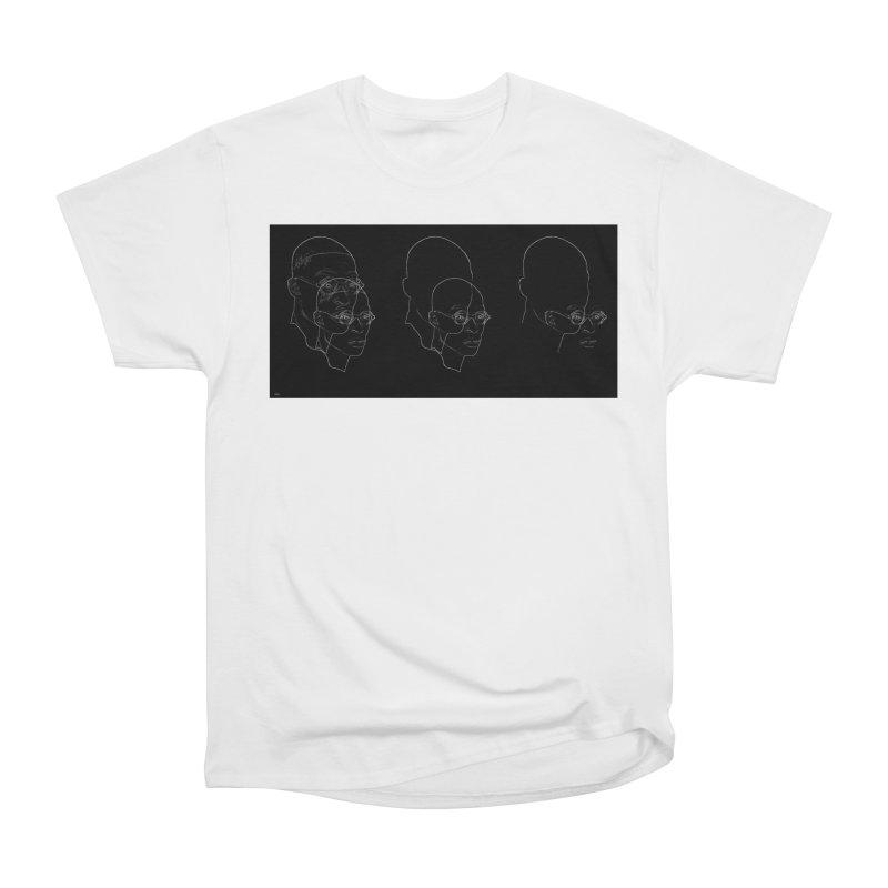 Sketch Men's Heavyweight T-Shirt by alisajane's Artist Shop