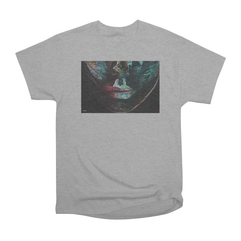 Your Lips Women's Heavyweight Unisex T-Shirt by alisajane's Artist Shop