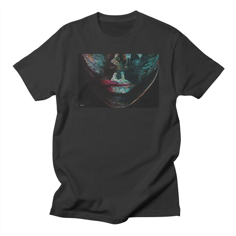 Your Lips Women's Regular Unisex T-Shirt by alisajane's Artist Shop