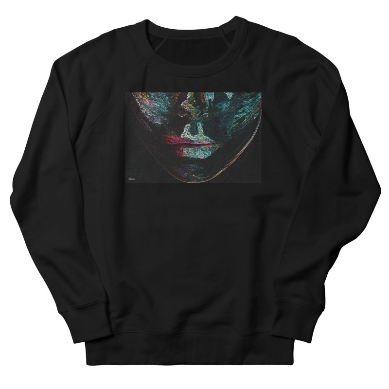Your Lips Women's French Terry Sweatshirt by alisajane's Artist Shop