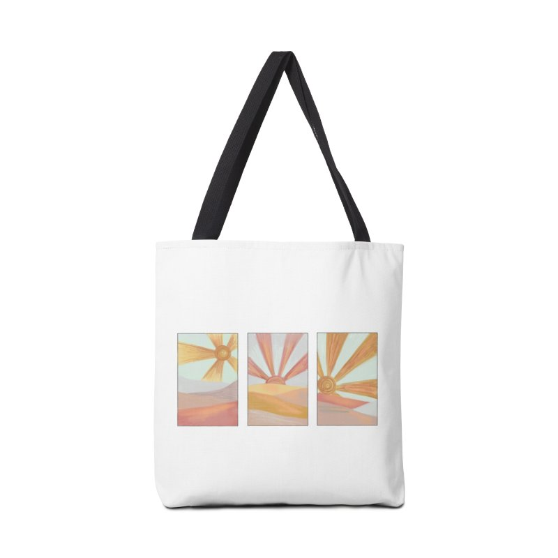 Sunshine Accessories Bag by Alison Sommer's Artist Shop