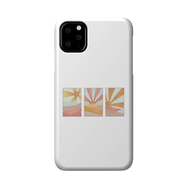 Sunshine Accessories Phone Case by Alison Sommer's Artist Shop