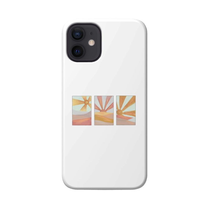 Sunshine Accessories Phone Case by Alison Sommer's Artist Shop