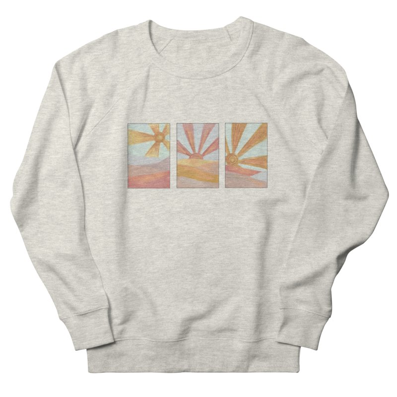 Sunshine Women's Sweatshirt by Alison Sommer's Artist Shop