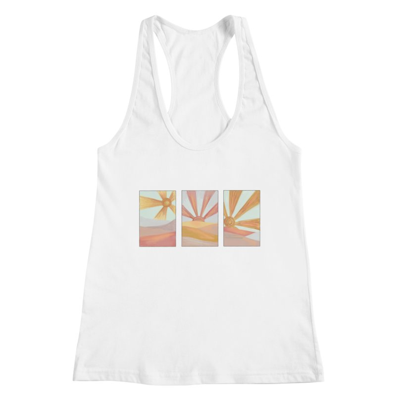 Sunshine Women's Tank by Alison Sommer's Artist Shop