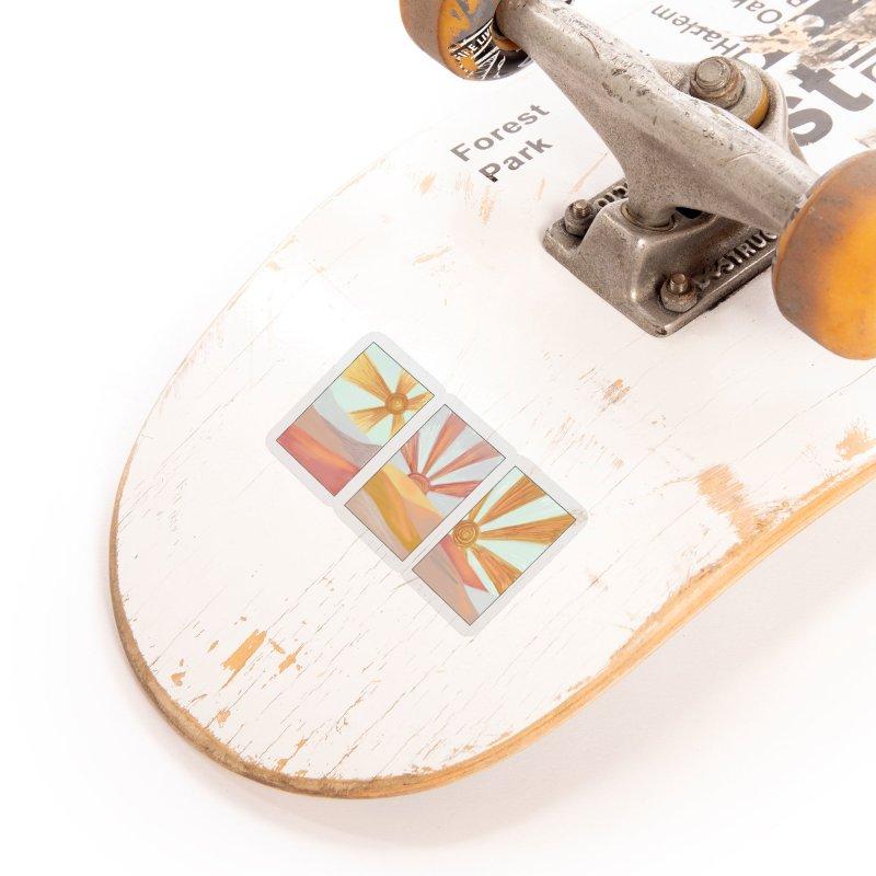 Sunshine Accessories Sticker by Alison Sommer's Artist Shop