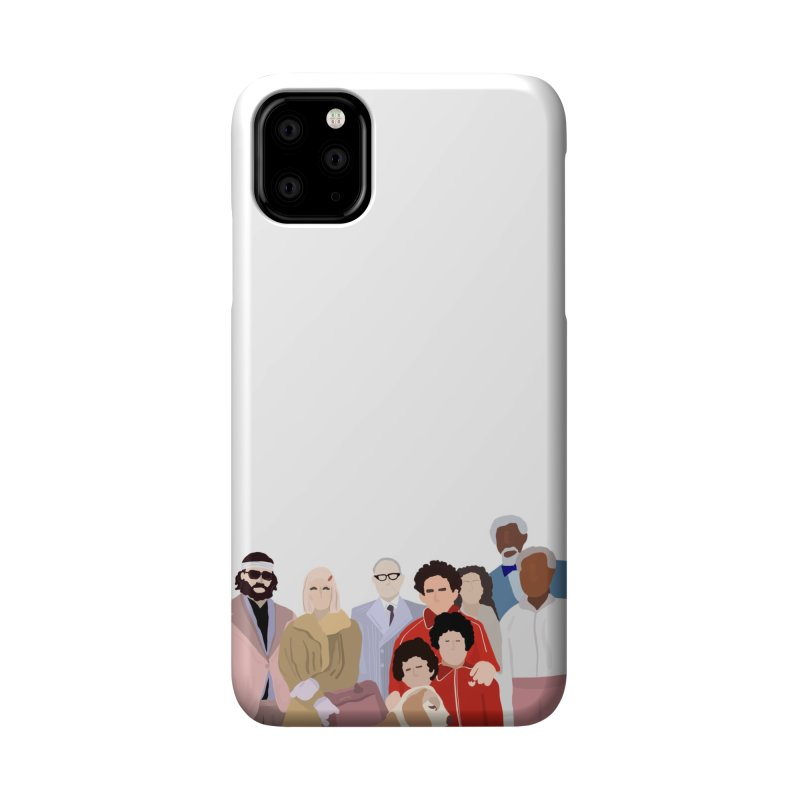 The Royal Tenenbaums Accessories Phone Case by Alison Sommer's Artist Shop
