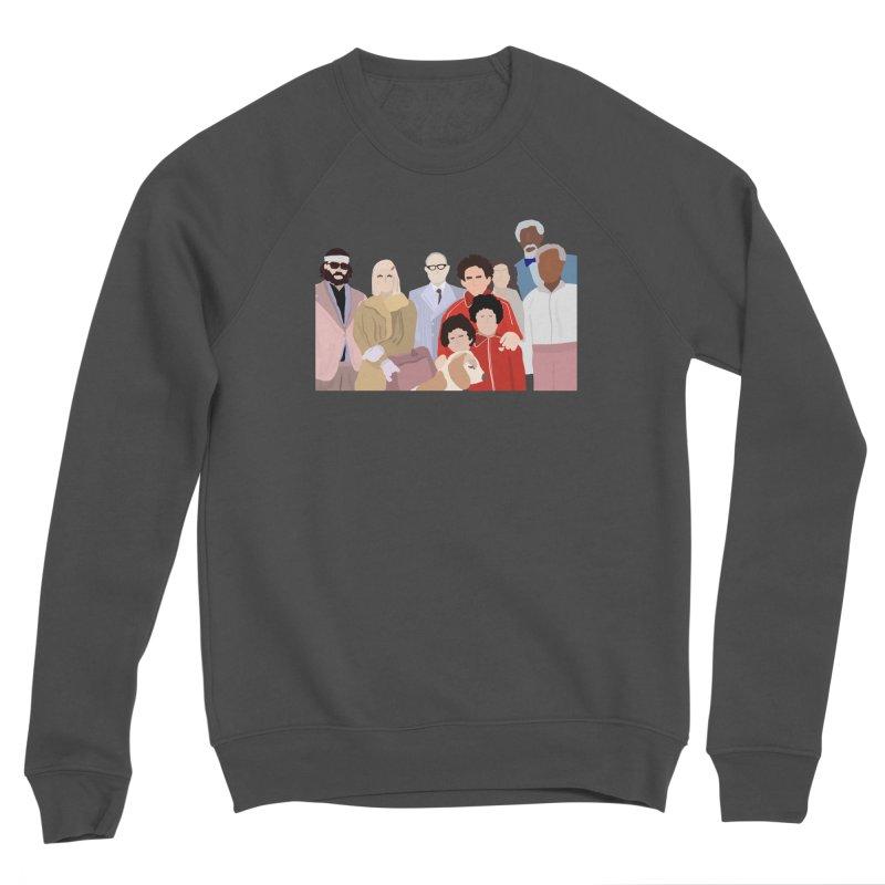 The Royal Tenenbaums Men's Sweatshirt by Alison Sommer's Artist Shop