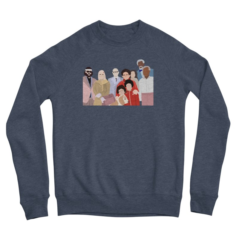 The Royal Tenenbaums Women's Sponge Fleece Sweatshirt by Alison Sommer's Artist Shop