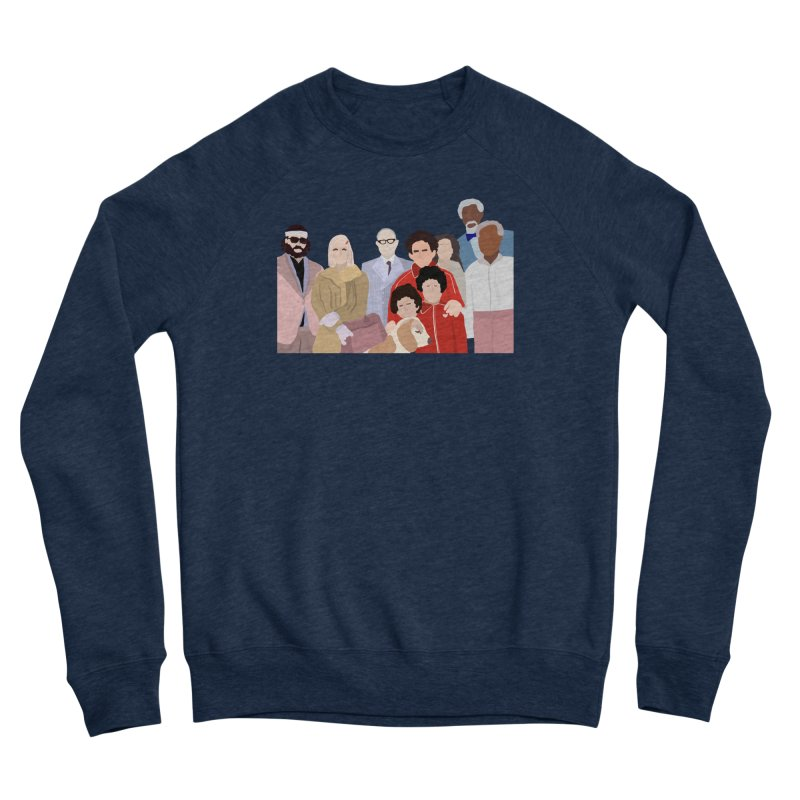 The Royal Tenenbaums Men's Sweatshirt by Alison Sommer's Artist Shop