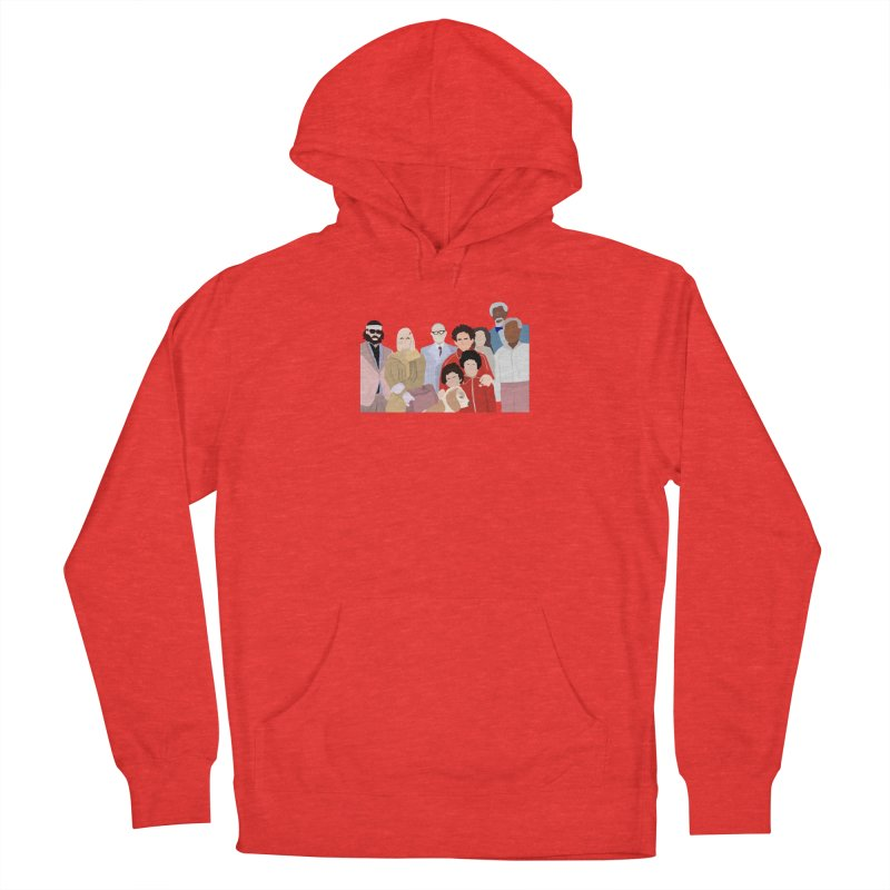 The Royal Tenenbaums Women's Pullover Hoody by Alison Sommer's Artist Shop