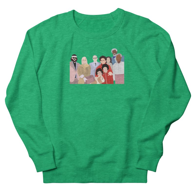 The Royal Tenenbaums Women's Sweatshirt by Alison Sommer's Artist Shop