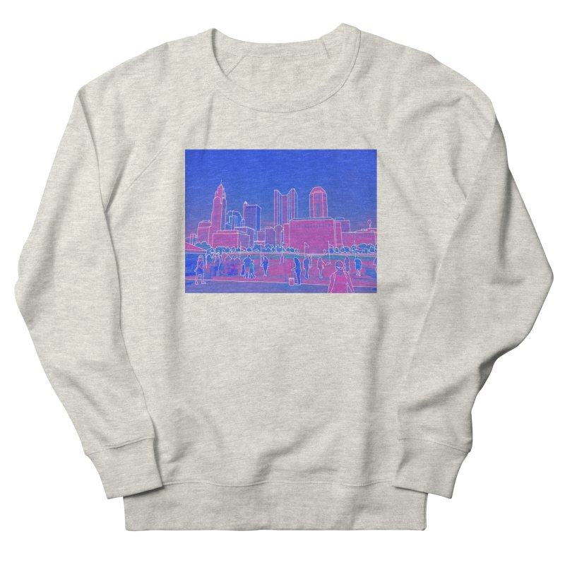 Columbus, OH (Color) Women's Sweatshirt by Alison Sommer's Artist Shop