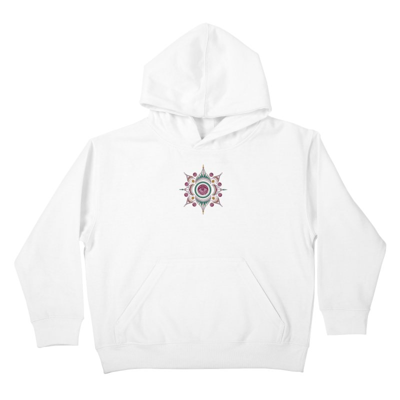 Harmony Kids Pullover Hoody by Alison Sommer's Artist Shop