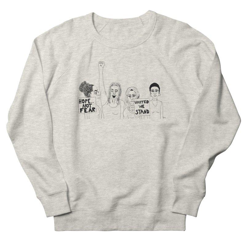 Unity Men's Sweatshirt by Alison Sommer's Artist Shop