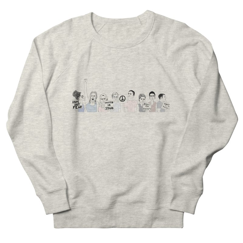 Together Women's Sweatshirt by Alison Sommer's Artist Shop