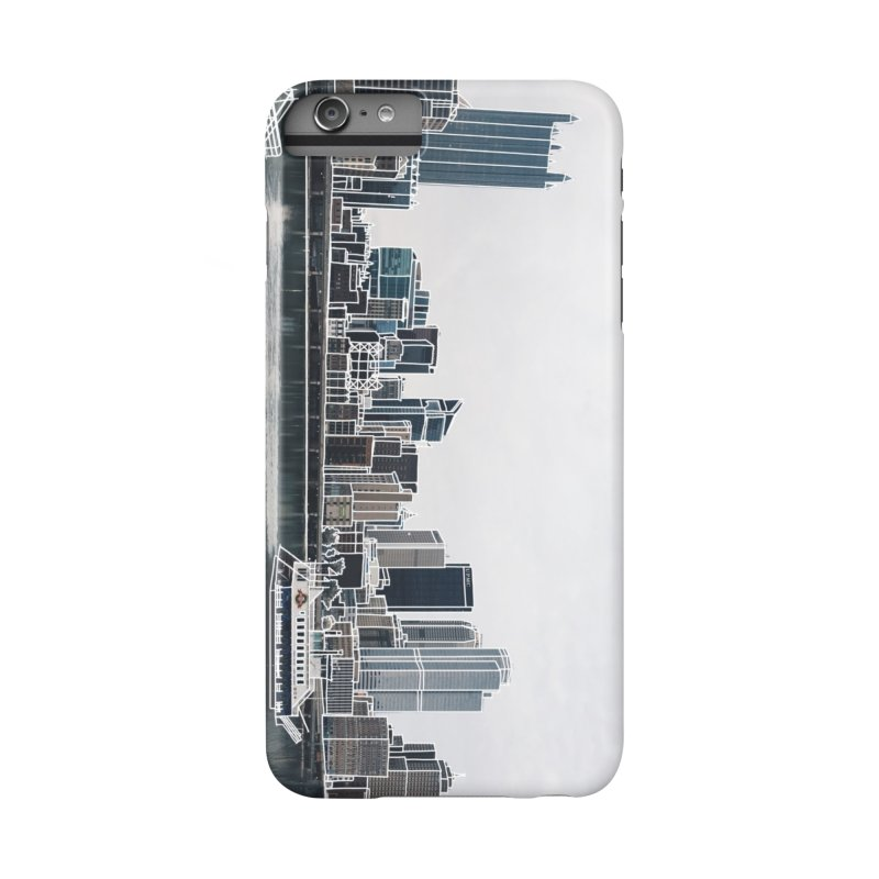 Pittsburgh Accessories Phone Case by Alison Sommer's Artist Shop