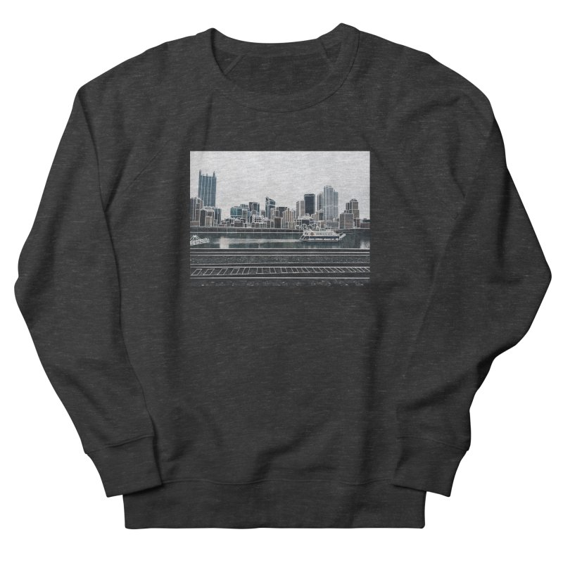 Pittsburgh Women's Sweatshirt by Alison Sommer's Artist Shop