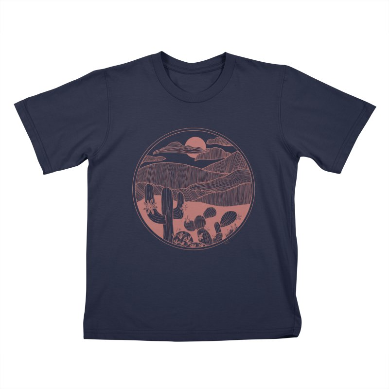 Desert Kids T-Shirt by Alison Sommer's Artist Shop