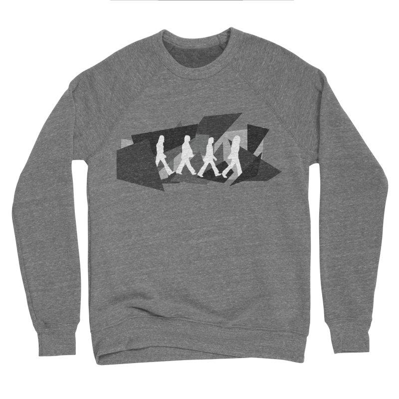 Abbey Road Women's Sponge Fleece Sweatshirt by Alison Sommer's Artist Shop