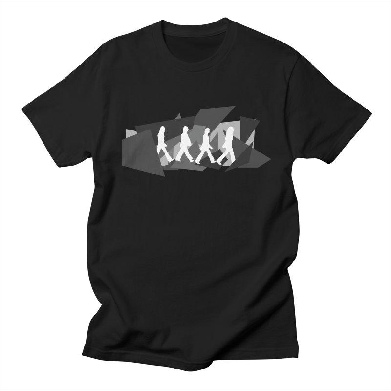 Abbey Road Women's Regular Unisex T-Shirt by Alison Sommer's Artist Shop