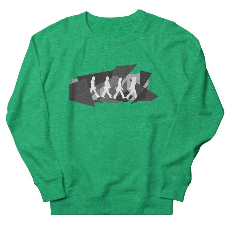 Abbey Road Women's Sweatshirt by Alison Sommer's Artist Shop