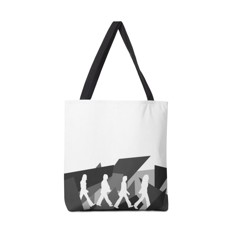 Abbey Road Accessories Tote Bag Bag by Alison Sommer's Artist Shop