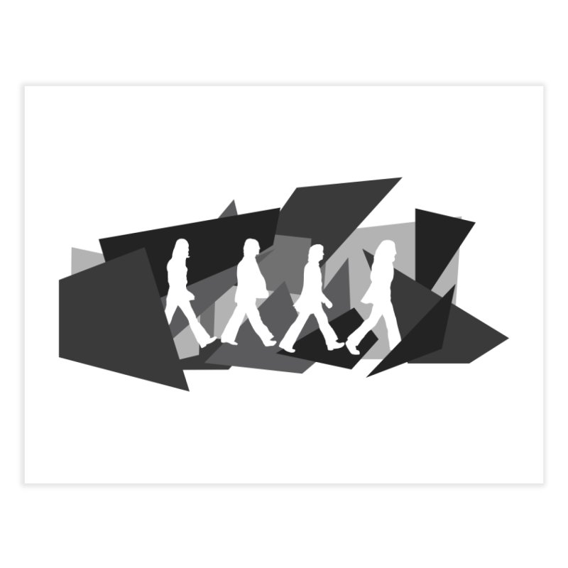 Abbey Road Home Fine Art Print by Alison Sommer's Artist Shop