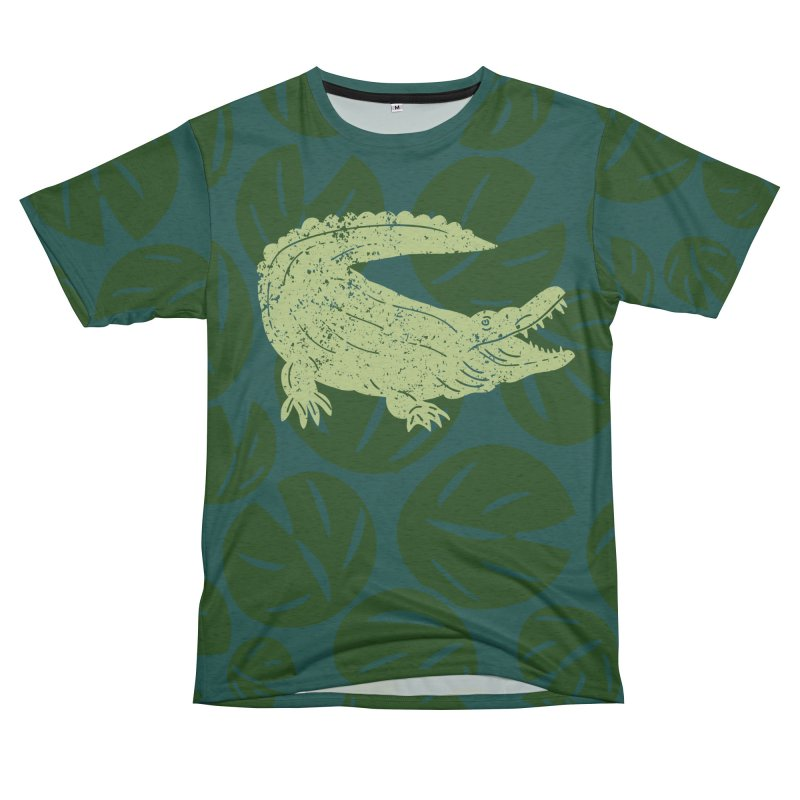 See You Later Gator Men's Cut & Sew by Alissa's Artist Shop