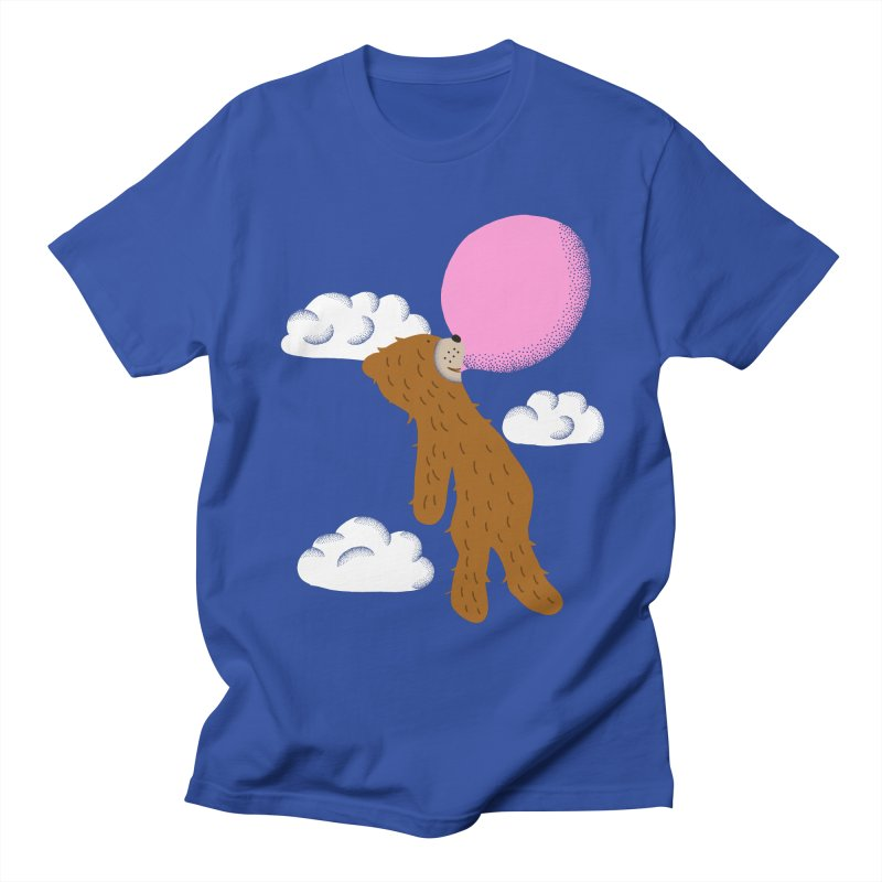 Full of Hot Air Men's T-Shirt by Alissa's Artist Shop