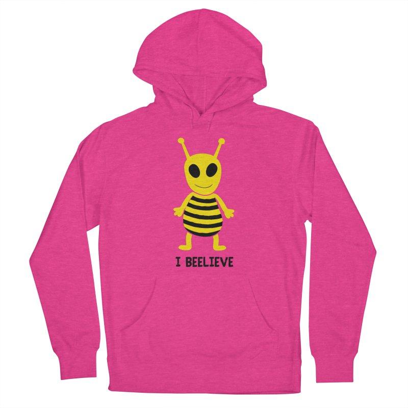 I Beelieve Men's Pullover Hoody by Alissa's Artist Shop