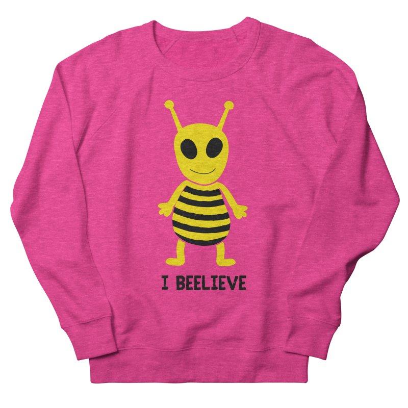 I Beelieve Men's Sweatshirt by Alissa's Artist Shop