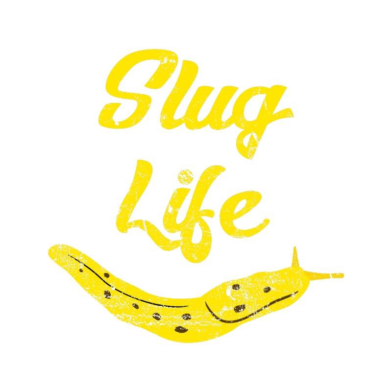 Slug Life Men's T-Shirt by Alissa's Artist Shop