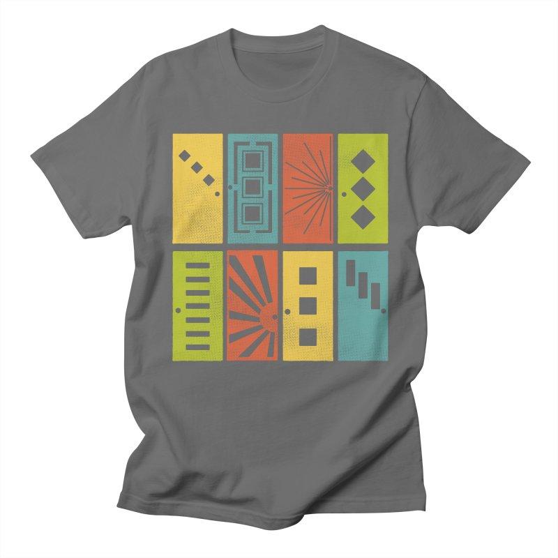 Shut the Front Door Men's T-Shirt by Alissa's Artist Shop