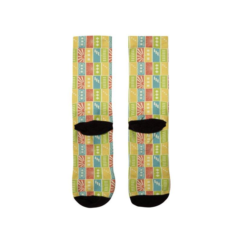 Shut the Front Door Women's Socks by Alissa's Artist Shop