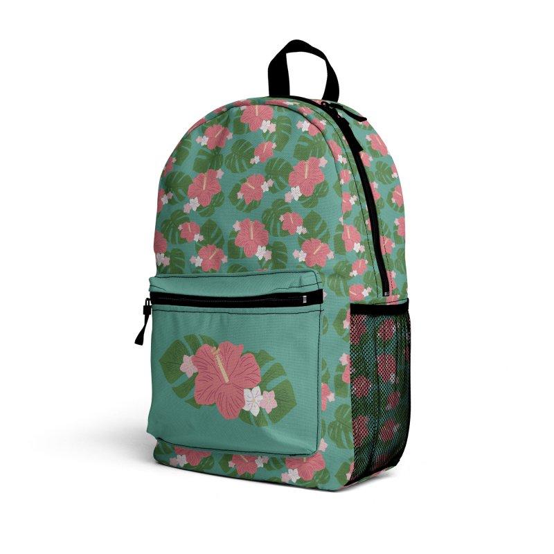 Aloha, Hawaii Accessories Bag by Alissa's Artist Shop