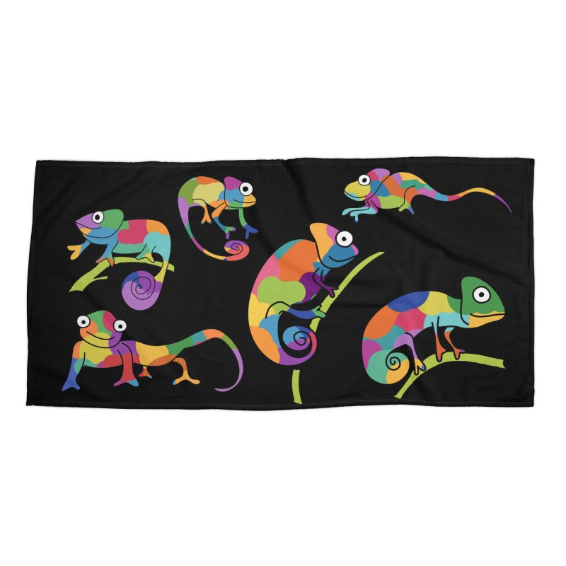 Colors Like My Dreams Accessories Beach Towel by Alissa's Artist Shop